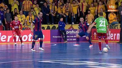 Liga nacional. 22ª jornada: FC Barcelona - El Pozo Murcia