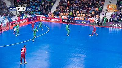 Liga Nacional. 26ª jornada. Magna Navarra - El Pozo Murcia