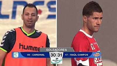 Liga Nacional. Play Off. Final. 2º partido: Inter Movistar - El Pozo Murcia (1ª parte)