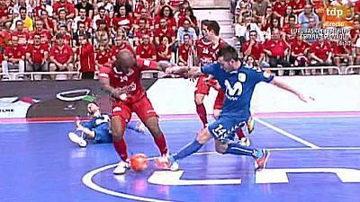 Liga Nacional. Play Off. Final. 3er partido: El Pozo Murcia-Inter Movistar