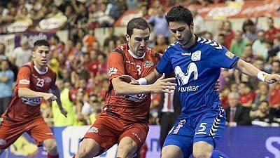Liga Nacional. Play Off. Final. 4º partido: El Pozo Murcia-Inter Movistar