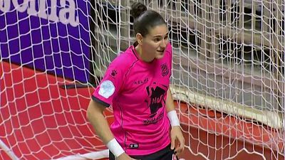 Play off Final Liga femenina. Final: AD Alcorcón FS - Pescados Rubén Burela FS