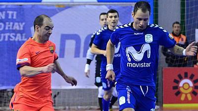 Resumen de la decimoquinta jornada de la Liga Nacional de Fútbol Sala