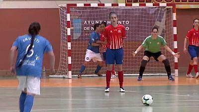 Torneo europeo femenino: ASDC Montesilvano-Futsi At.Navalcarnero