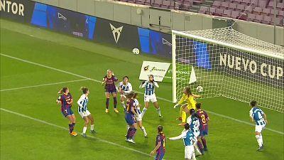 1ª División femenina: FC Barcelona - Espanyol