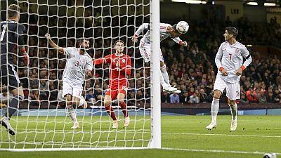 Amistoso Selección Absoluta: Gales - España