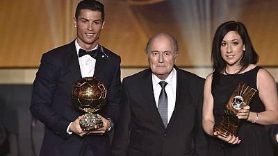 Gala FIFA Balón de Oro - 12/01/15
