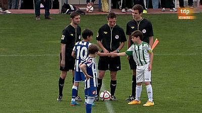 Iscar Cup - 3º y 4º puesto: Deportivo de La Coruña-Córdoba