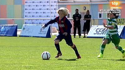 Iscar Cup: FC Barcelona-Sporting de Lisboa