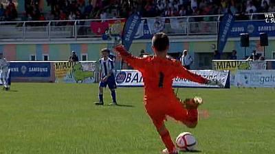 Iscar Cup: R. Madrid-Oporto