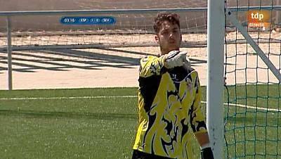 l - Torneo Interclubes Costa Blanca, 1ª semifinal. RCD Espanyol - Sevilla F.C.