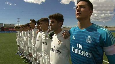 Mundial de Clubes Juvenil 2019. 1/4 Final: Real Madrid C.F - Deportivo Cali