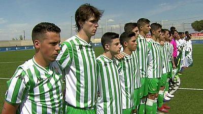 Mundial de Clubes Juvenil 2019 1ª Semifinal: Real Betis Balompie - S.E. Palmeiras