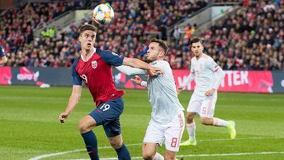 Programa Clasificación Eurocopa 2020 Postpartido: Noruega - España