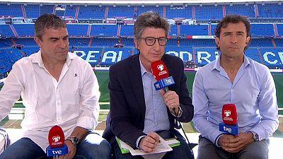 Programa Clasificación Eurocopa 2020 Previo - 10/06/19