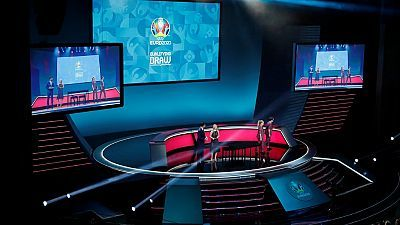 Sorteo Eurocopa 2020