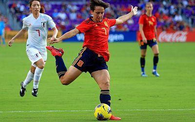 Torneo amistoso Femenino 'Shebelieves CUP 2020': España - Japón