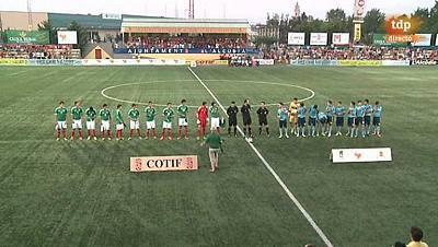 Torneo Internacional Sub-19. COTIF 2013 - España-México