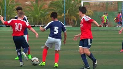 Torneos Fútbol Base Internacional 'Donosti Cup' y 'Costa Blanca Cup'