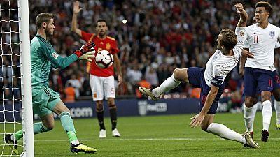 UEFA Nations League 2018: Inglaterra-España
