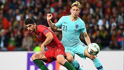 UEFA Nations League 2019. Final: Portugal - Países Bajos