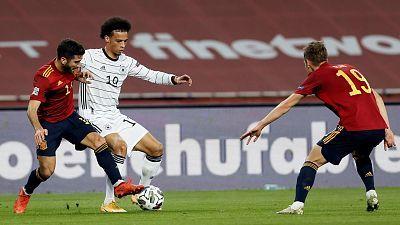 UEFA Nations League 2020: España - Alemania