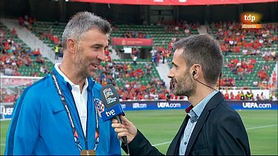 UEFA Nations League Previo España - Croacia desde Elche (2)