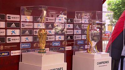 UEFA Nations League. Previo: España - Inglaterra (1)