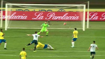 United International Football Festival. Final: Brasil - Argentina
