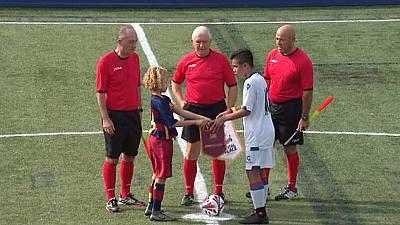 XX Torneo Internacional LaLiga Promises Sub-12. Miami 2015: FC Barcelona - Crystal Palace