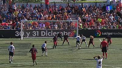 XX Torneo Internacional LaLiga Promises Sub-12. Miami 2015 Final: Valencia-Barcelona