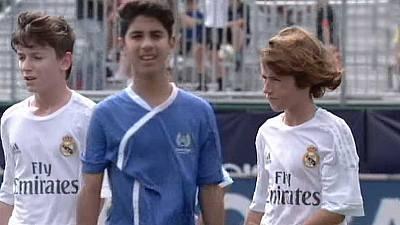 XX Torneo Internacional LaLiga Promises Sub-12. Miami 2015: Real Madrid - Aspire Academy