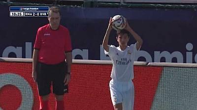 XX Torneo Internacional LaLiga Promises Sub-12. Miami 2015: Real Madrid - Borussia Dortmund