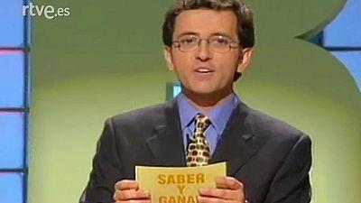 Saber y ganar - 17/2/97 (primer programa)