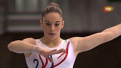 Gimnasia rítmica 2 - Campeonato europeo - Equipos femeninos. Final aparatos