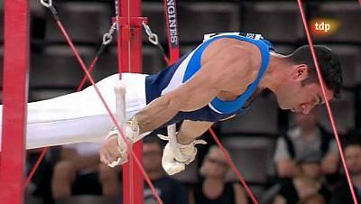 artística - Campeonato de Europa. Equipos masculinos. Final aparatos