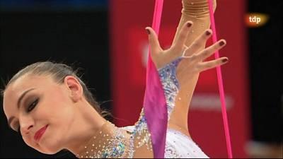 rítmica - Campeonato de Europa Competición III Seniors desde Minsk (Bielorrusia) Parte 2- 29/05/11
