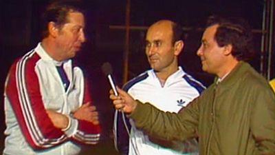 Gol... ¡y al Mundial! - 25/1/1982