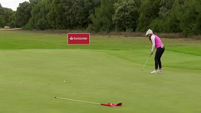 Circuito Santander Golf Tour 2020. CG Lerma: resumen