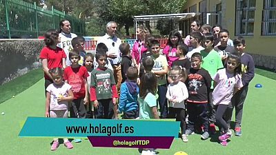 HolaGolf - T3 - Programa 19