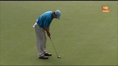 Open de España 2011 de Golf. Jornada 1 - 05/05/11