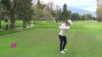 Open de España femenino. 3ª jornada desde Marbella