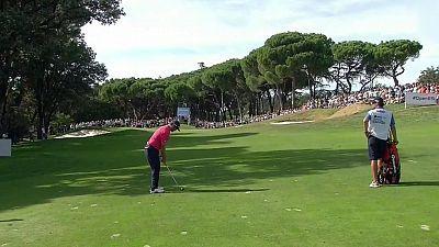 Open de España masculino desde Madrid - 06/10/19