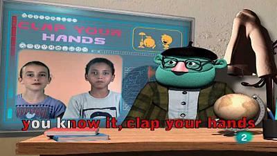 Lesson four: Clap your hands