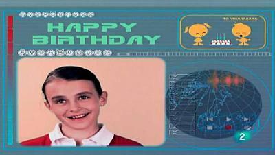 Lesson two: Happy birthday