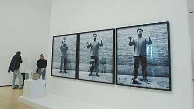 La Sala. Guggenheim - Arte y China
