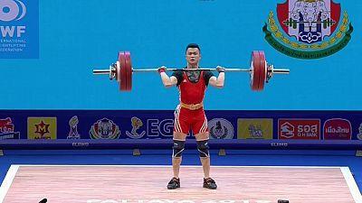 Campeonato del Mundo 2019. Final 55 kg. masculinos