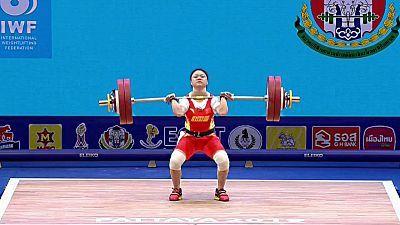 Campeonato del Mundo 2019. Final 59 kg. femeninos