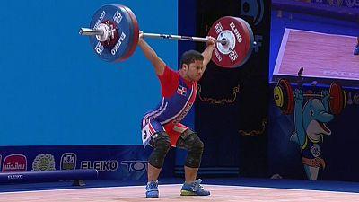 Campeonato del Mundo 2019. Final 61 kg. masculinos