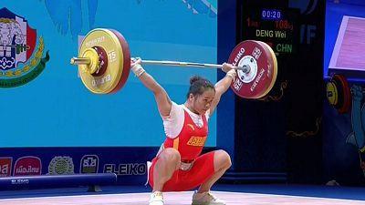 Campeonato del Mundo 2019 Final 64 kg femeninos